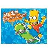 Simpsons Invitations シンプソンズの招待♪ハロウィン♪クリスマス♪