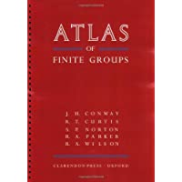 Atlas of Finite Groups: Maximal Subgroups and Ordinary Characters for Simple Groups