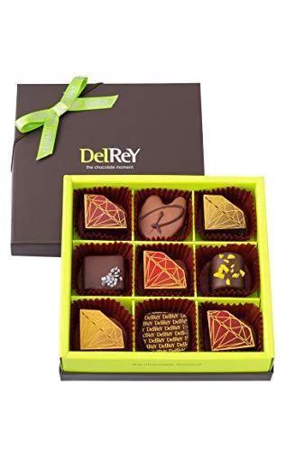 デルレイ Delrey チョコレート デルレイセレクション バレンタイン (8個入り)