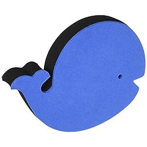 肩当て Magic Pad マジックパッド くじら ブルー
