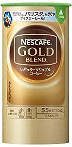 コーヒー ネスカフェ  ゴールドブレンド エコ&システムパック 110g