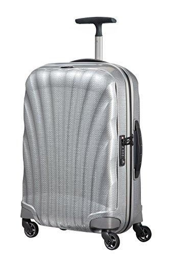 [サムソナイト] スーツケース Cosmolite コスモライト スピナー55 FL2 機内持込可 機内持込可 保証付 36L 55cm 1.7kg V22*25302 25 シルバー
