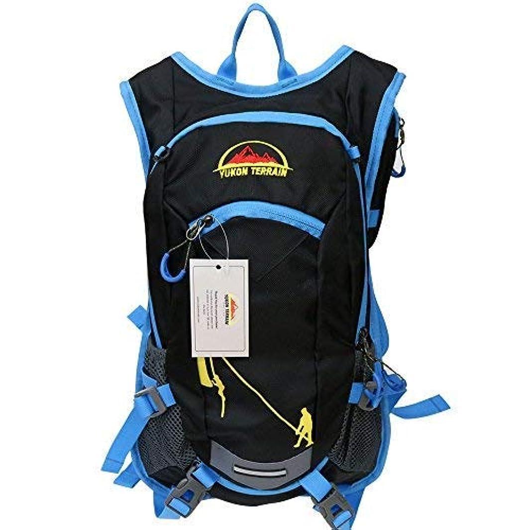 税金締め切り円周Yukon Terrain Hydration Backpack; Perfect for Hiking, Running, Cycling, Climbing Includes Free Phone Holder, Rain Cover, and TPU high grade Water Bladder. [並行輸入品]
