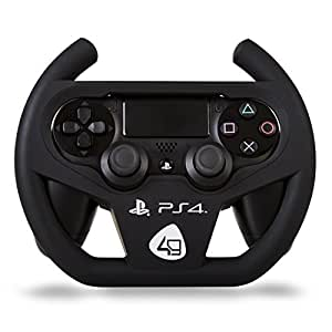 Officially Licensed Compact Racing Wheel (PS4) (輸入版)