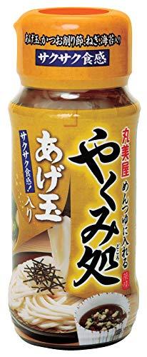 丸美屋 やくみ処 あげ玉入り 瓶入(26g)