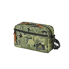 Padded Shoulder Pouch: YH Camo