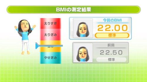 『Wii Fit U バランスWiiボード (シロ) + フィットメーター (ミドリ) セット - Wii U』の12枚目の画像