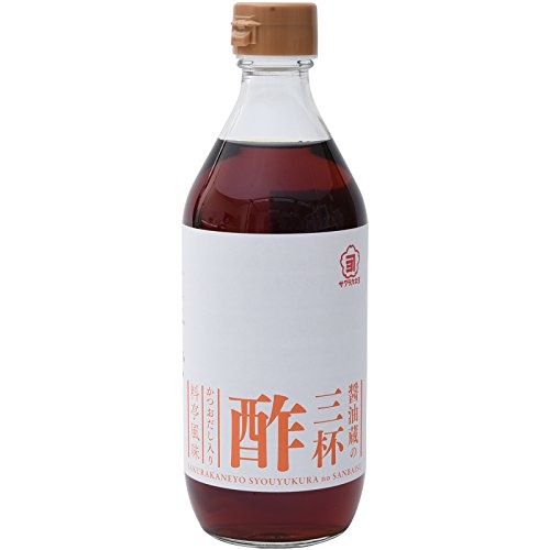 吉村醸造サクラカネヨ 3杯酢 500ml