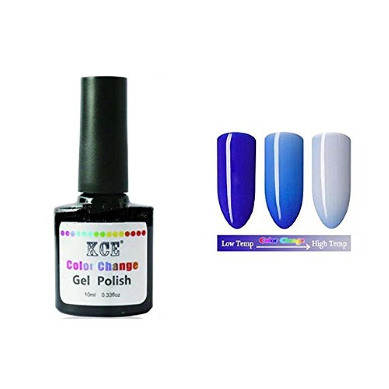 パーチナシティ広く特別に1ボトル10ml 温度によって色が変わる ネイルジェル 変色ジェルネイル UV/LEDジェルネイルアート