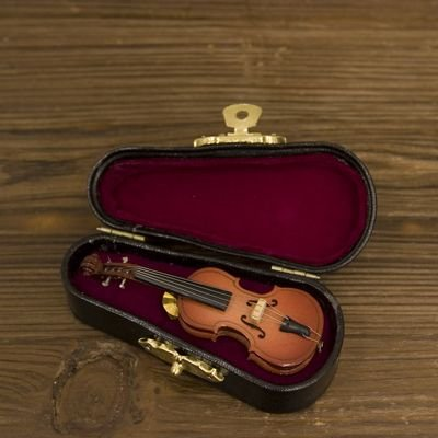 [해외]Akitzuki 소형 밴드 핀 배지 바이올린/Akitzuki miniature band pin badge violin