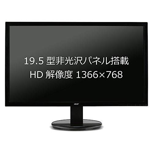 Acer モニター ディスプレイ K202HQLAbd 19.5インチ/5ms
