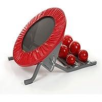 MediBall調節可能なMedicine Ball Rebounder withのセット6 MEDIballs – Made in USA