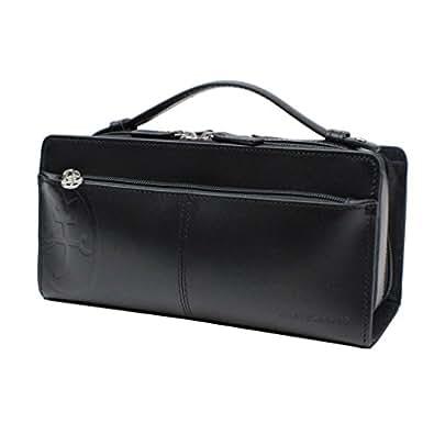 [カステルバジャック] CASTELBAJAC トリエ・セカンドバッグ 164202 ブラック