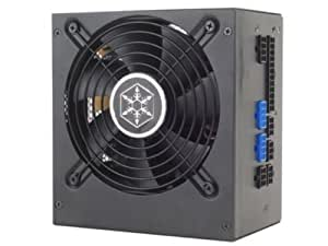SilverStone 【HASWELL対応】 STRIDER PLUS SILVER 電源 600W SST-ST60F-PS