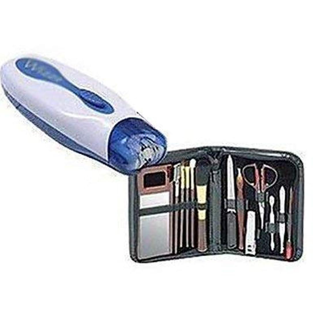 エイズアイザック下向きHPYOD HOME 電子ヘアリムーバーシェーバー自動トリマーピンセット(クリーニングブラシ付き1個/パック)女性のための脱毛製品
