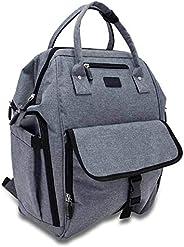 La Tasche Urban Backpack, Grey,