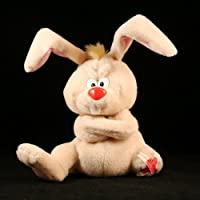 LUCKY THE RABBIT * MEANIES * Series 1テつス * Bean Bag Plush Toy From The Idea Factory by Meanies [並行輸入品]