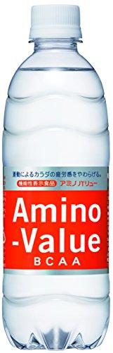 大塚製薬 アミノバリュー4000 500ml×24本 [機能性表示食品]
