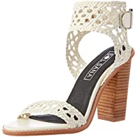 Sol Sana Women's Woven Tiki Heel Sandals