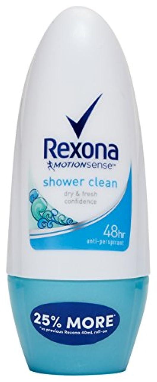 小売密度すごいレクソーナ  シャワークリーン ロールオンタイプ rexona showerclean レソナ
