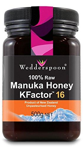 Wedderspoon 100% RAW Manuka Ho...