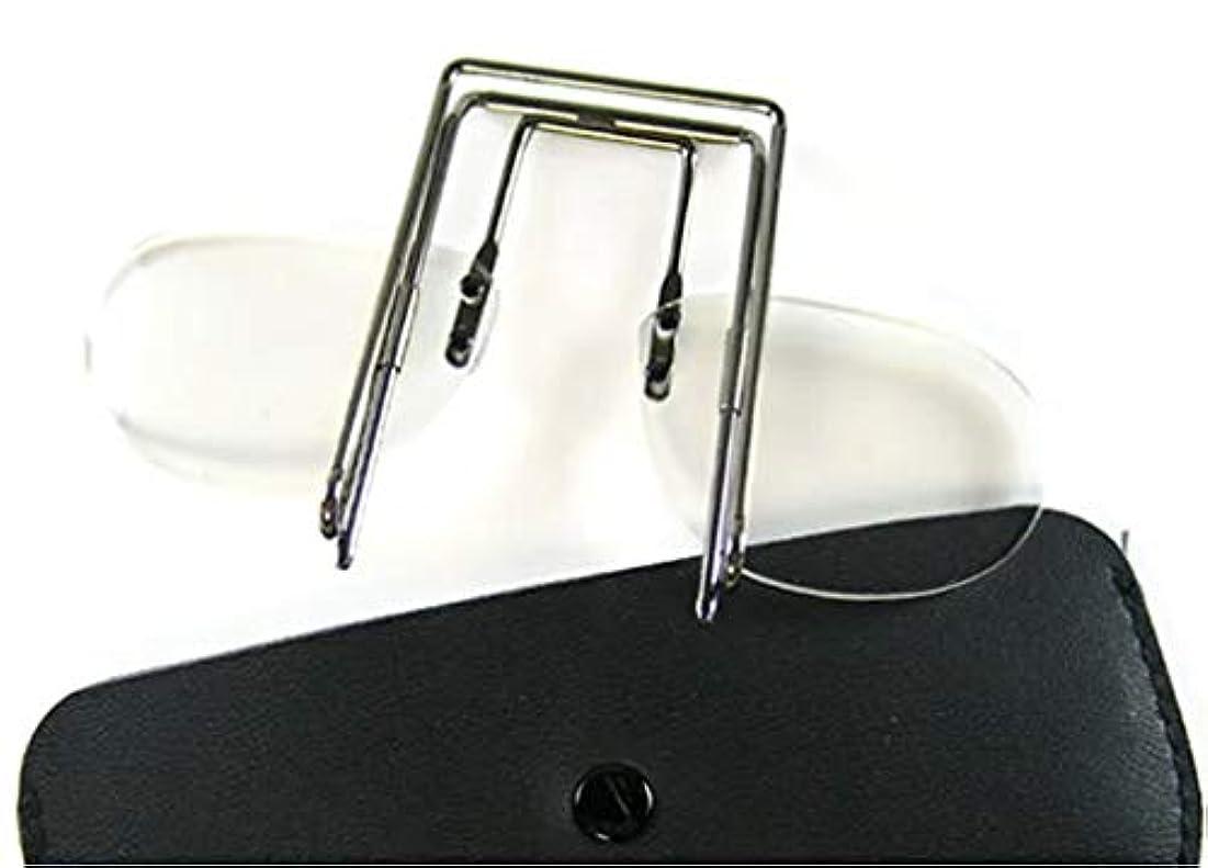 ハウジングサーバ信頼帽子につける 老眼鏡 ME-3 +3.00 シニアスライダー 老眼鏡 シニアグラス リーディンググラス ME-3
