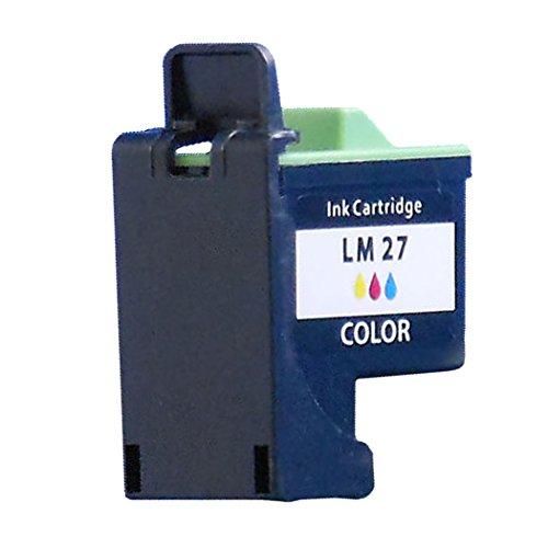 レックスマーク用 Lexmark27 カラー #27( 10...
