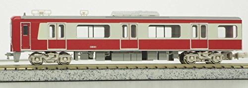 グリーンマックス Nゲージ 京急新1000形1800番台  1801+1805編成  8両編成セット  動力付き  30647 鉄道模型 電車
