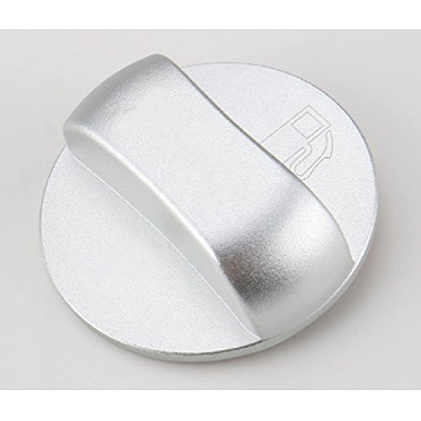 書道呪われた手錠Jicorzo - For Suzuki Jimny 07-15 Gasoline Petrol Filler Fuel Tank Cap Cover Trim Gas Cap Car-Styling Aluminum...