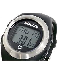 [ソーラス] SOLUS 腕時計 心拍計測機能付き デジタル 01-800-201 [ユニセックス]