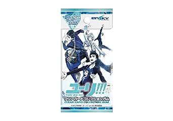 ユーリ!!! on ICE クリアカードコレクションガム[初回生産限定BOX購入特典付き] 16個入 食玩・ガム(ユーリ!!! on ICE)