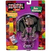 Kenya's World Music Girl Mini Doll by Kenya's World [並行輸入品]