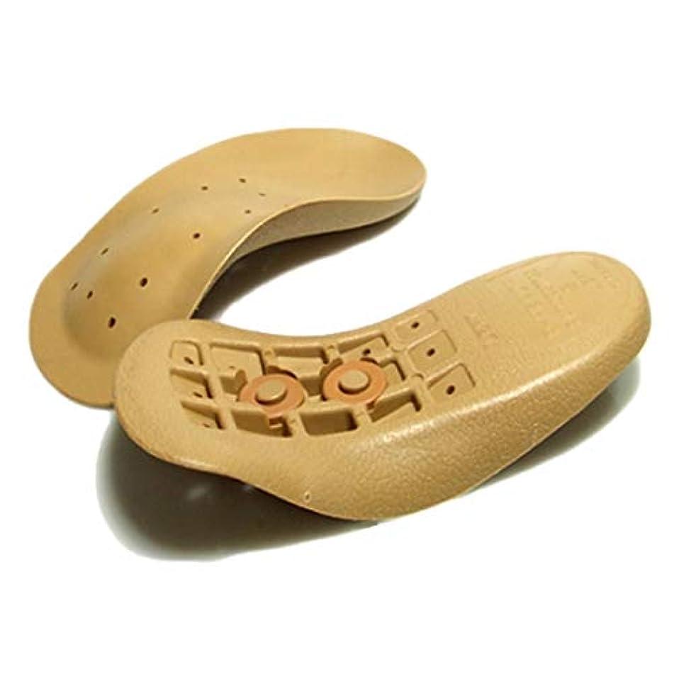聡明日常的にホールドオールLeaders New Power Health Insoles/足の形に合わせて科学的に設計された足の補助装置/靴インソール/指圧とストレッチの連鎖反応に着けているだけで運動効果/ 1Pair 1Set (S~L Size)
