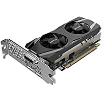 ZOTAC GeForce GTX 1050 Ti 4GB LP グラフィックスボード VD6287 ZTGTX1050TI-4GD5LP