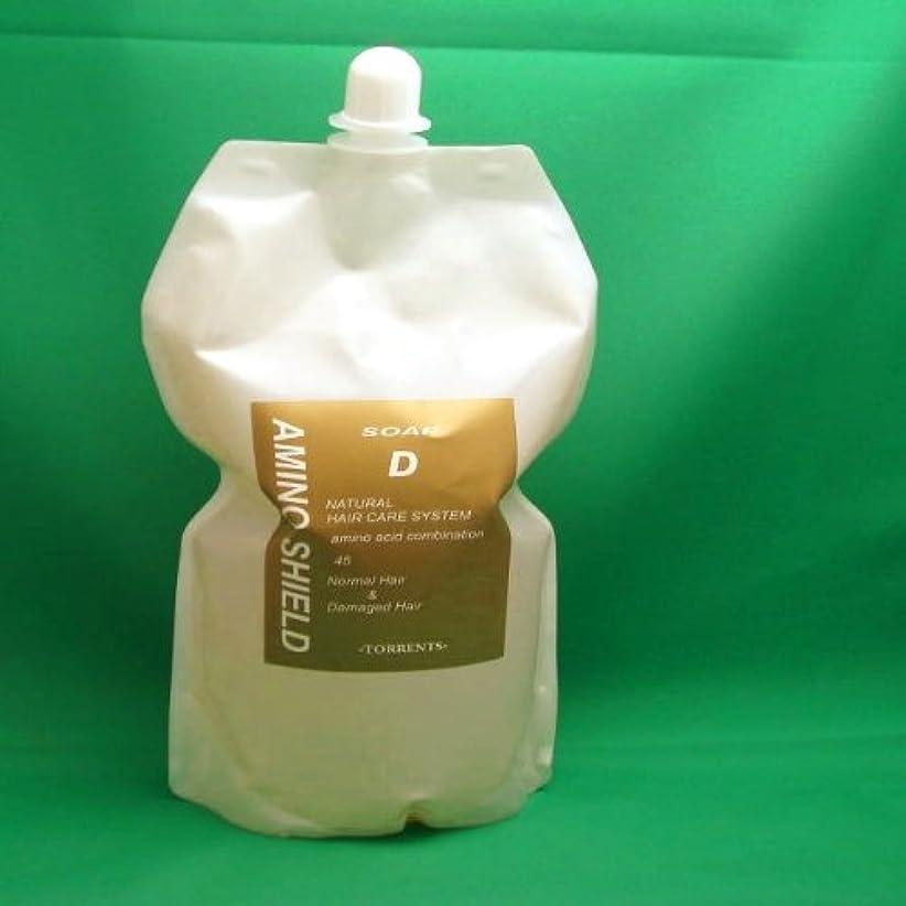 ソーダ水テクトニックセグメントアミノシールド ソープD詰換用1L