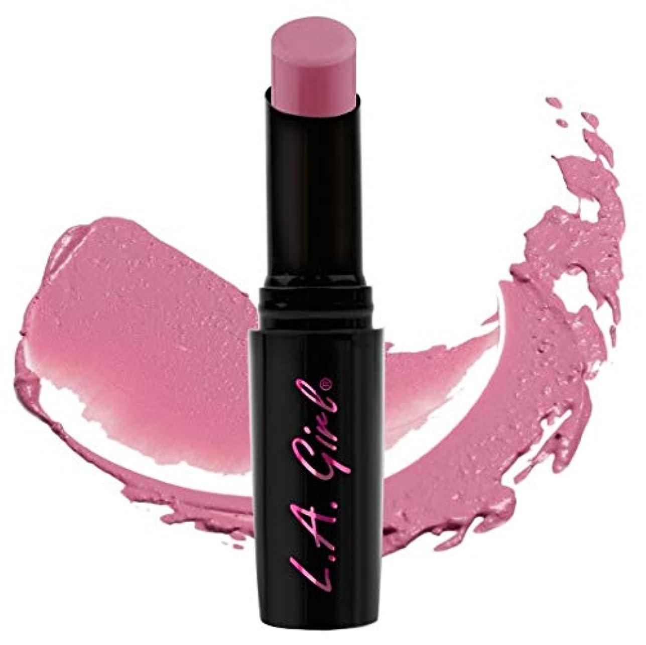 プリーツスーダン立法L.A.girl Luxury Creme Lipstick L.A.ガール クリームリップスティック (GLC538 Devoted)