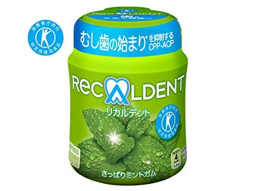 ジャパン リカルデント サッパリミントボトルR140g