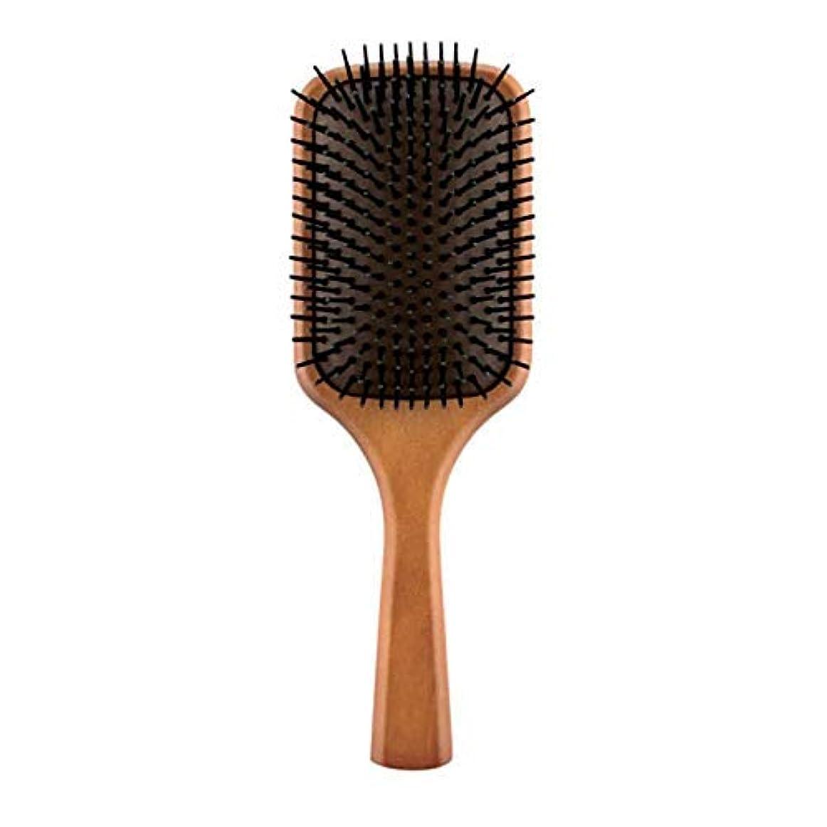 シェルター美人切り刻むヘアケア パドルブラシ 頭皮ケア InstagramなどのSNSで大人気