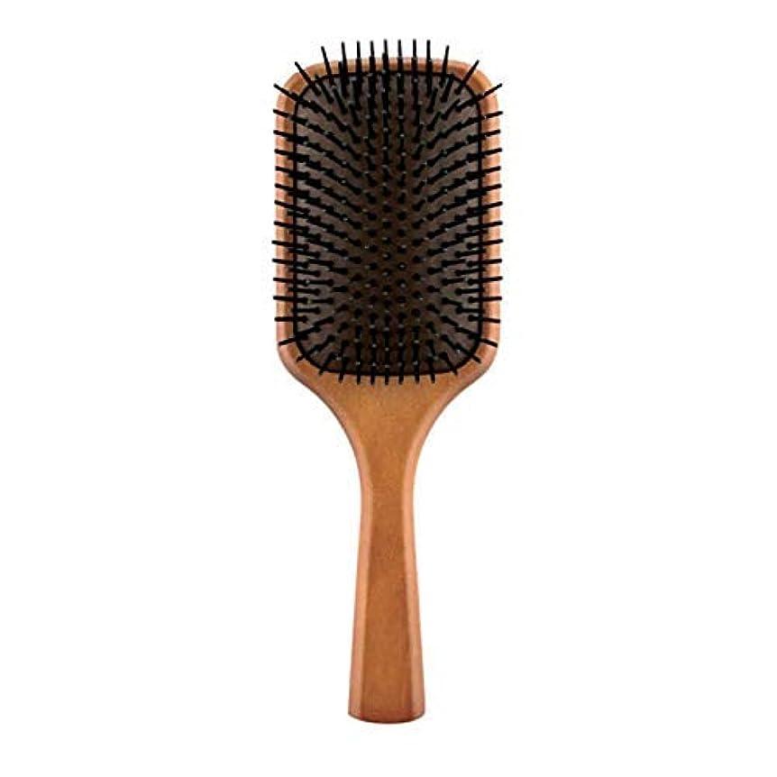 乳白防ぐ強いヘアケア パドルブラシ 頭皮ケア InstagramなどのSNSで大人気