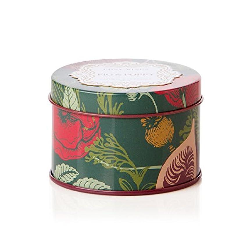 裕福な敵美容師ロージーリングス プティティンキャンドル フィグ&ポピー ROSY RINGS Petite Tin Fig & Poppy