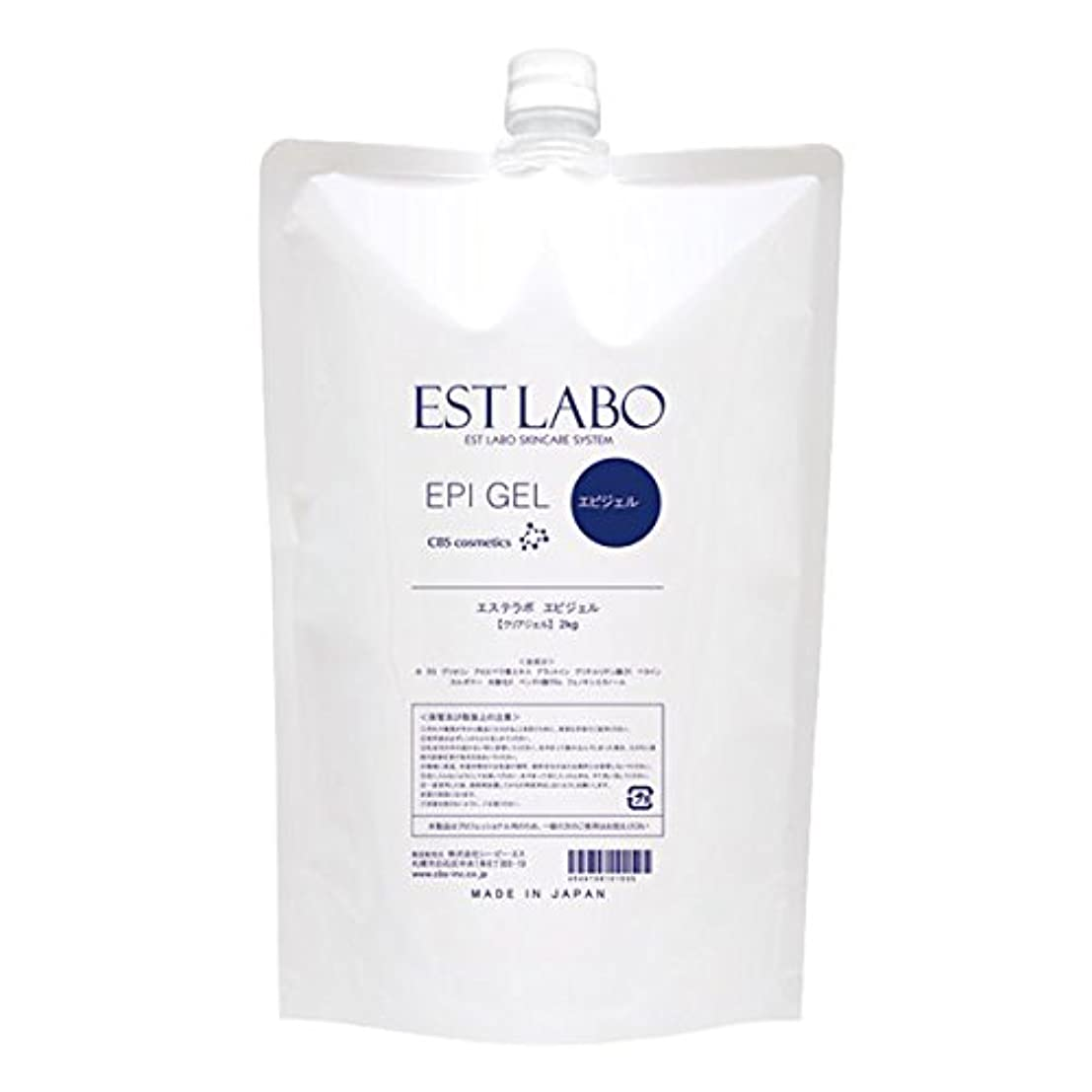 リッチタイマースペイン脱毛 EST LABO エピジェル(1袋?2kg)×2 合計2袋?4kg 業務用