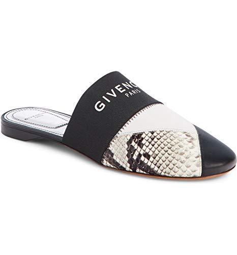 [ジバンシー] レディース サンダル Givenchy Patchwork Logo Mule (Women) [並行輸入品]