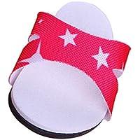 Lovoski  人形 キュート 靴 スリッパ フラット   18インチアメリカドール適用 装飾 全7色 - 07
