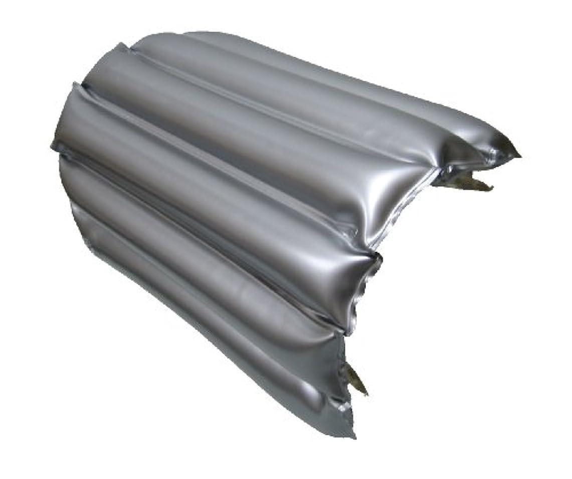オーブン厚さハンバーガーモナミ業務用お風呂のエアー枕(吸盤付)