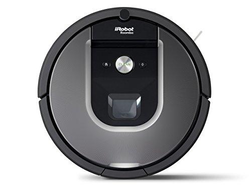 iRobot ロボットクリーナー ルンバ960 メッドシルバ...