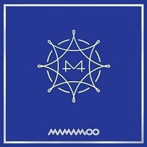 MAMAMOO 8thミニアルバム - BLUE;S