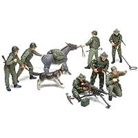 Tamiya 1 ?/ 35スケール限定シリーズソビエト歩兵作業Afghan War