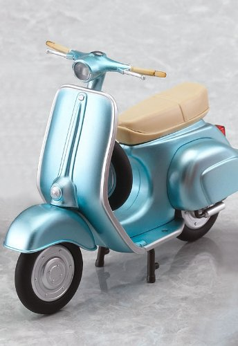 Ex Ex Ex ride ride.001 Vintage Bike Metallic bluee Non-Scale ABS Painted model Japan 69f1ed