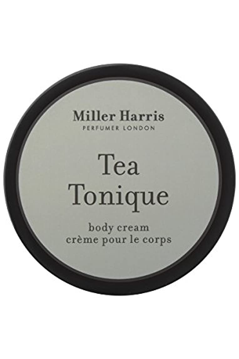 地域磨かれた無効にするミラーハリス Tea Tonique Body Cream 175ml/5.9oz並行輸入品