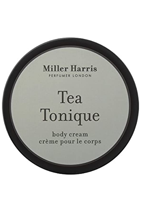 考古学的な富豪ミラーハリス Tea Tonique Body Cream 175ml/5.9oz並行輸入品